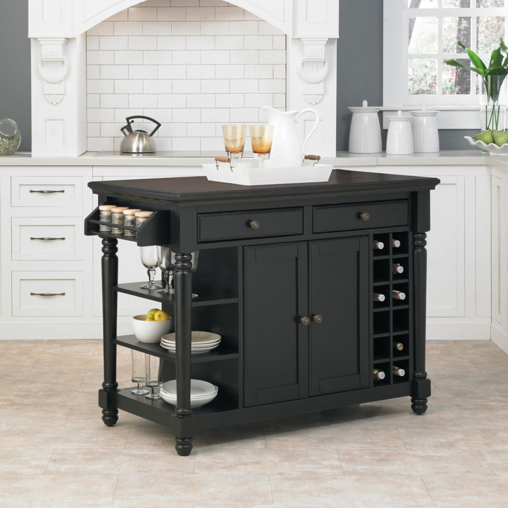 Kitchen Stools Home Depot: Home Styles Grand Torino Kitchen Island
