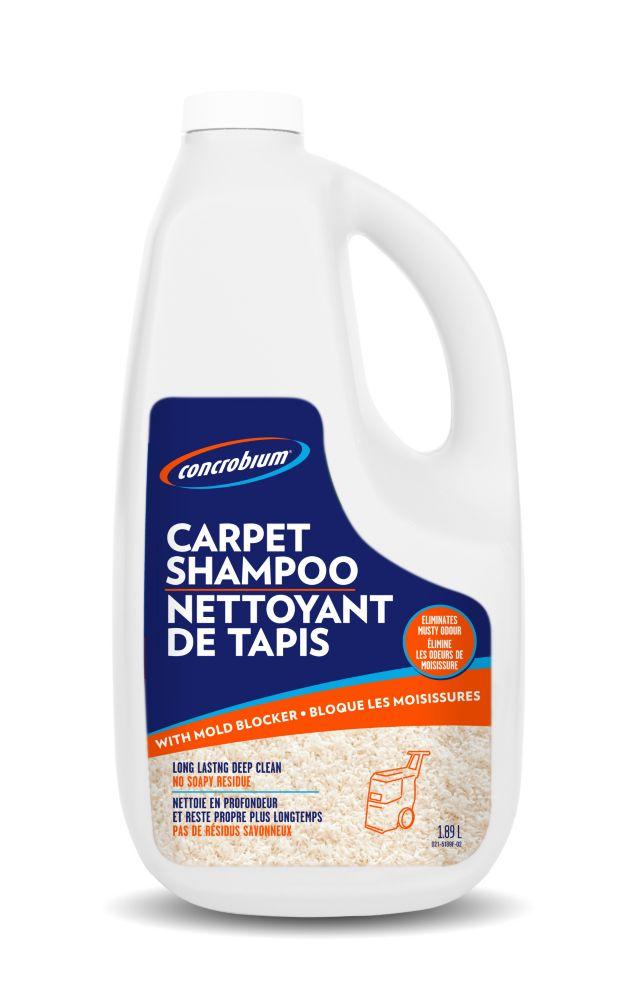 Concrobium Carpet Shampoo 1.89 L
