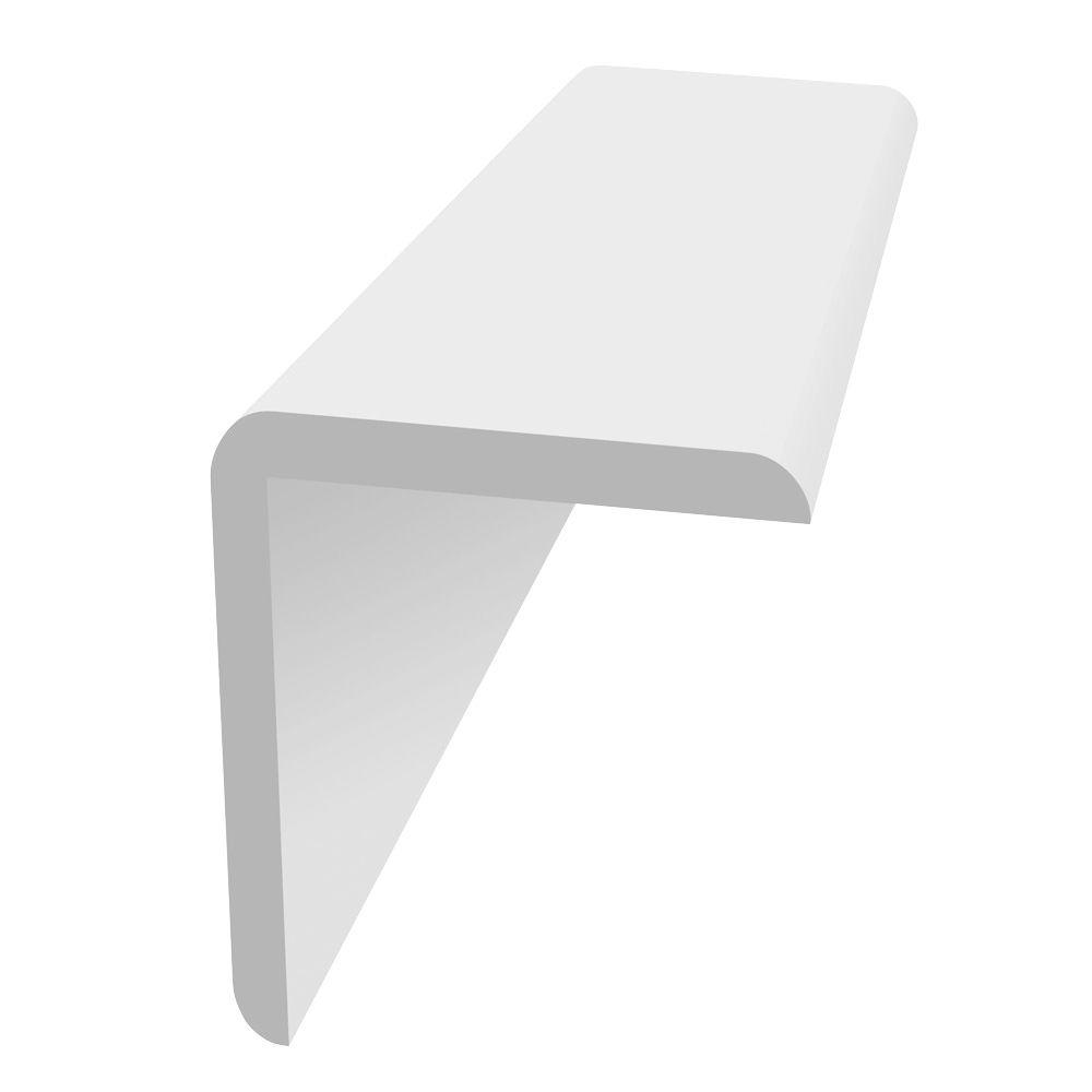 Outsidecorner White1-1/8 Inchx1-1/8 Inchx12 Feet