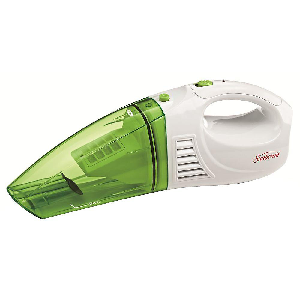12V Rechargeable Handheld Wet/Dry Vacuum Lime