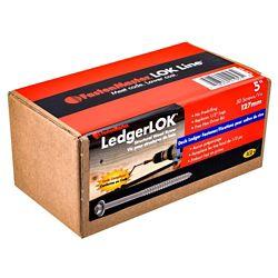 FastenMaster 5 inch Ledgerlok 50-Piece