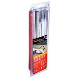 FastenMaster #3 7-Inch Gutter Screws in White (10 Pcs)