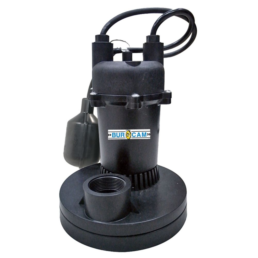 1/3Hp Noryl Submersible Pump