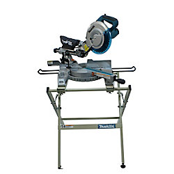 MAKITA 10-inch Sliding Compound Miter Saw with Stand