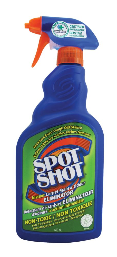 Spot Shot Carpet Stain Remover Trigger Regular 650ml