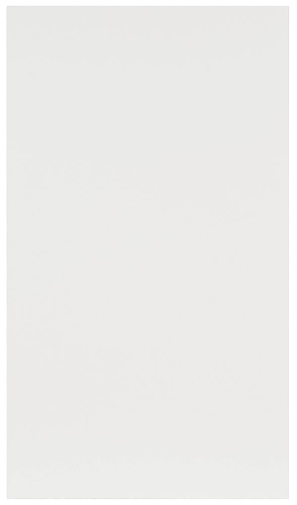 Porte Mélamine Alexandrie 17 3/4 x 30 1/8 Blanc
