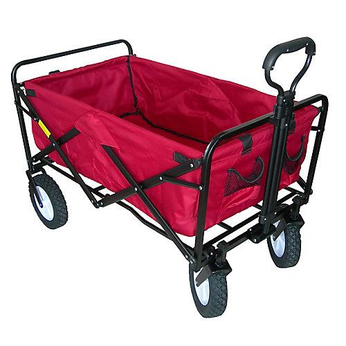 Wagon pliable