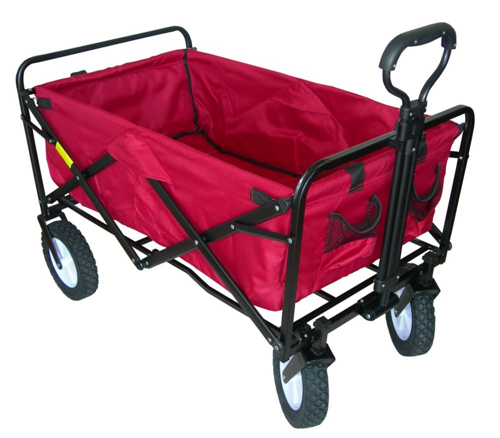 Mac Sports 150 lbs. Capacity Folding Wagon