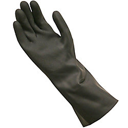 Firm Grip Long Cuff Neoprene Gloves - X-Large