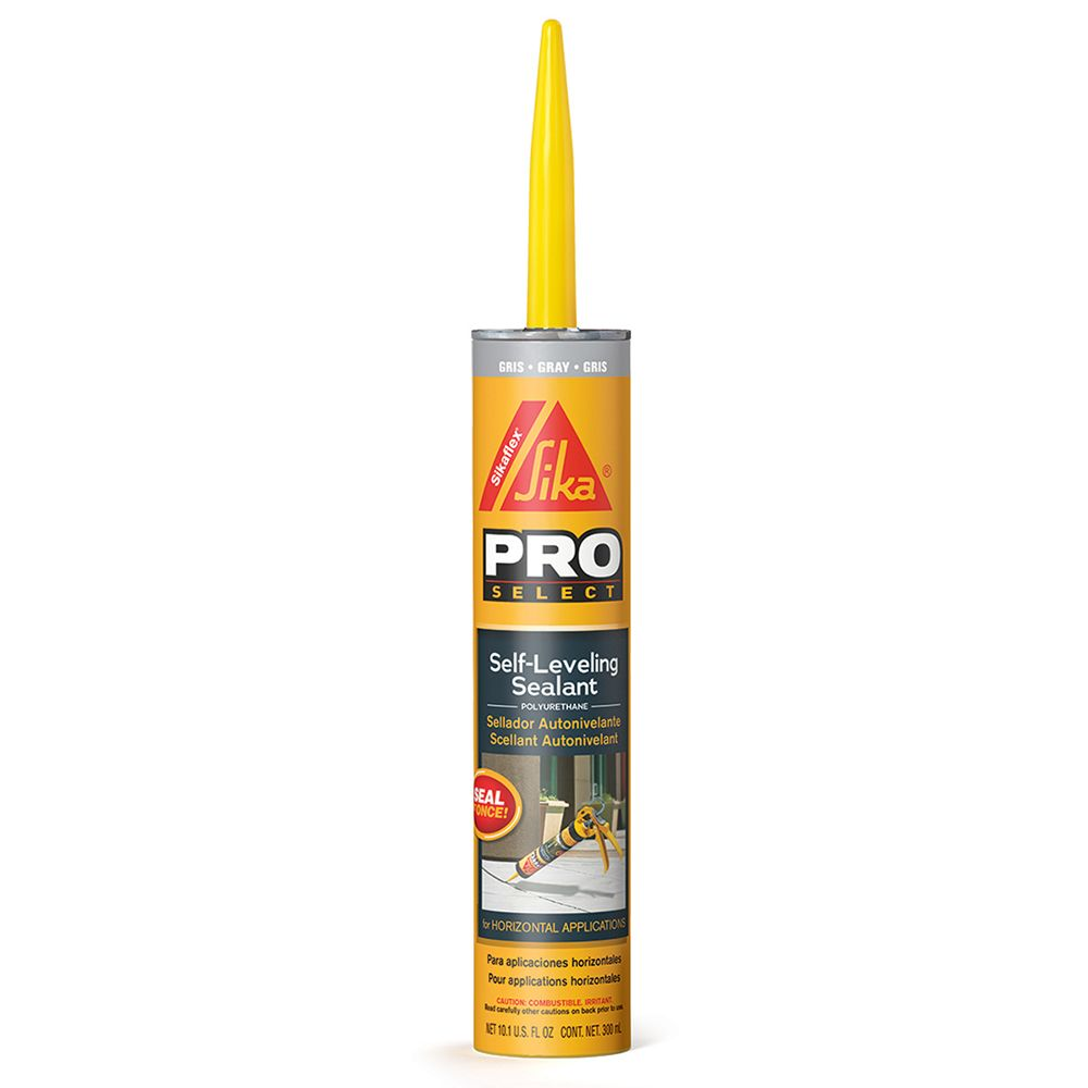 Self-Leveling Sealant - Grey