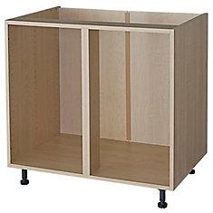 Corner Base Cabinet 45 Maple