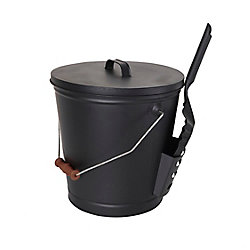 THD Ash Bucket with Shovel