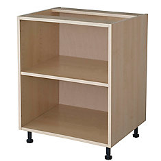 Base Cabinet 24 Maple