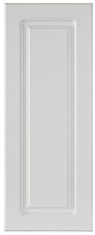 Thermo Corner Door Lausanne 11 5/8 x 30 1/8 White