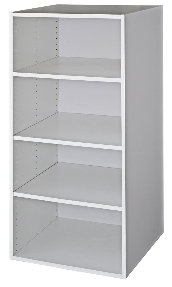 Wall Deep Cabinet 30 1/4 x 49 1/8 White
