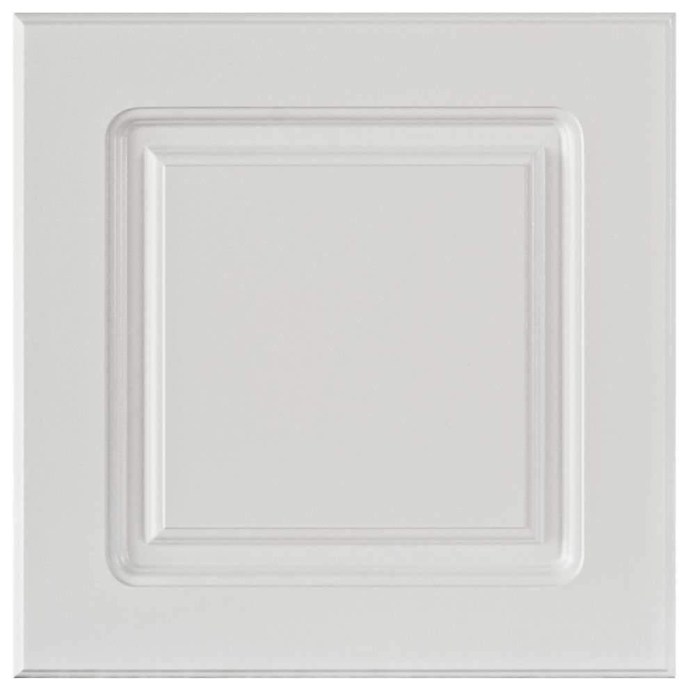 Porte Thermo Lausanne 15 x 15 Blanc