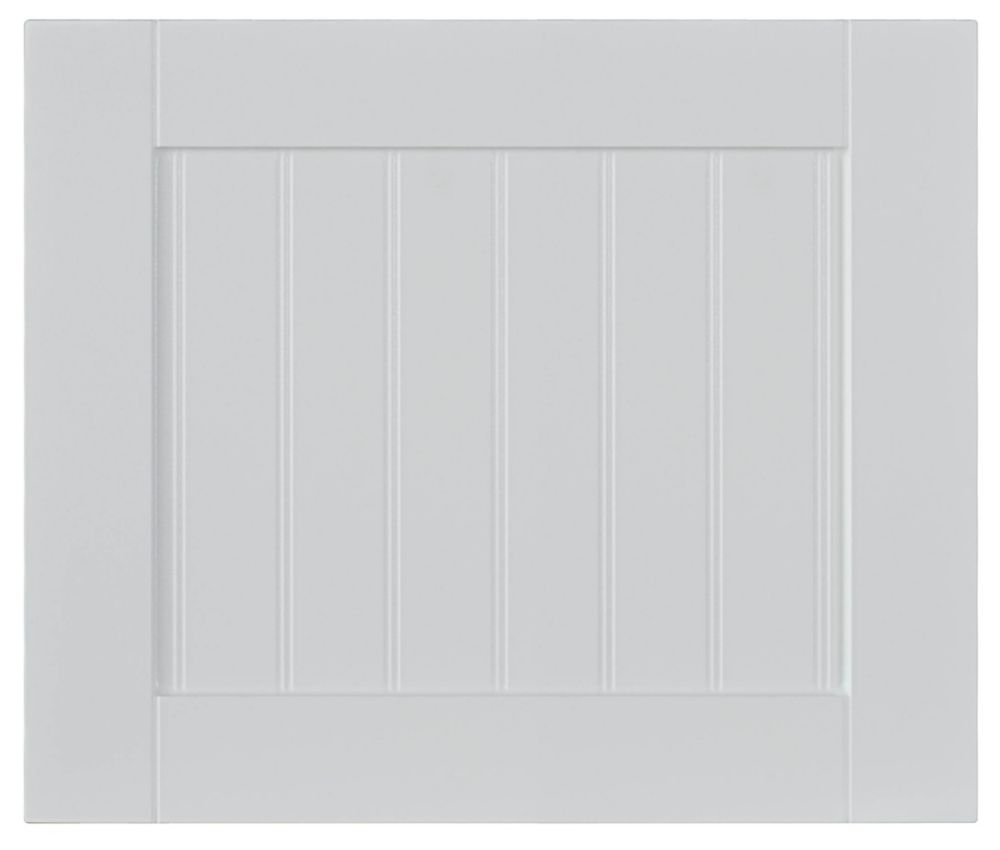 Thermo Drawer front Odessa 17 3/4 x 15 White ODESS.D5 Canada Discount