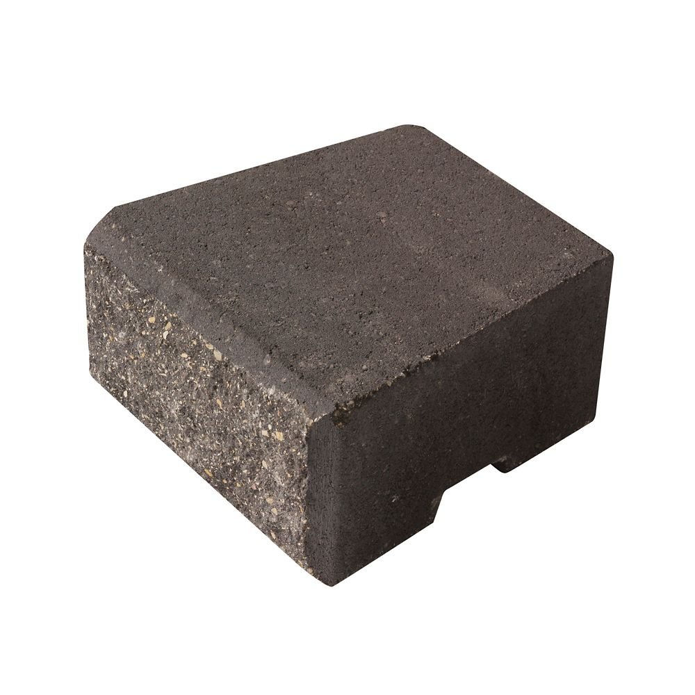Charcoal Stackstone Coping