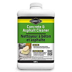 SAKRETE Nettoyeur à béton et asphalte, 950 ml