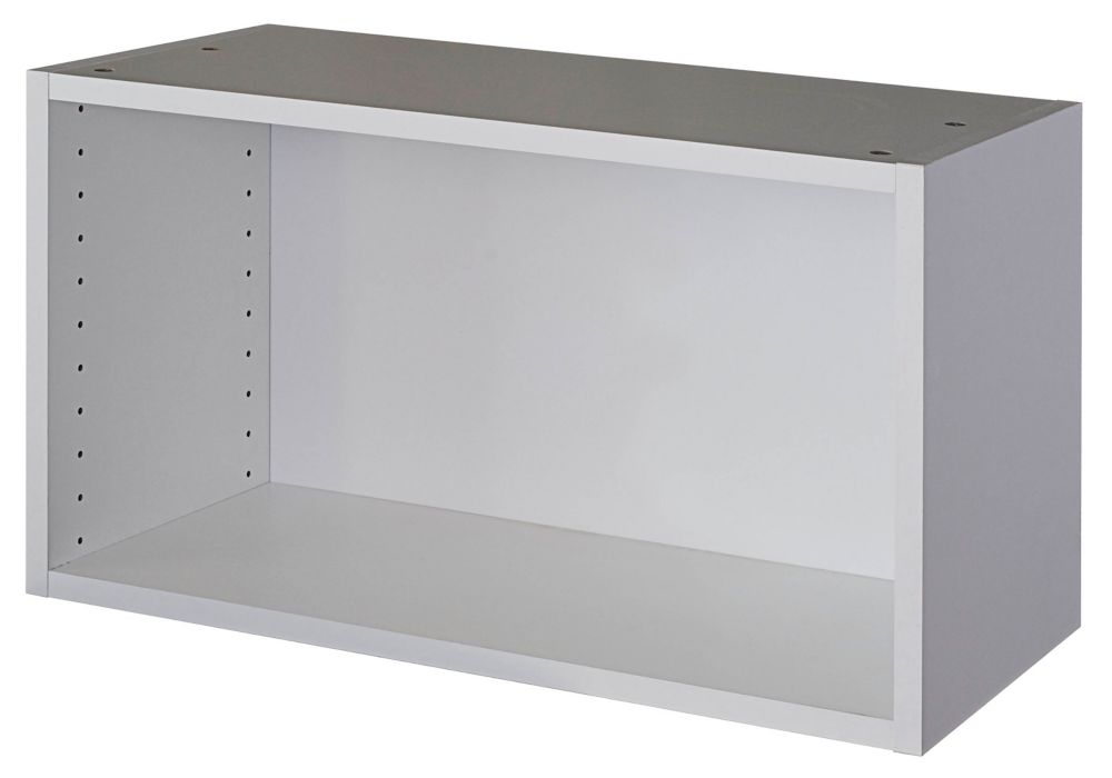 Eurostyle Wall Cabinet 24 X 15 18 White The Home Depot Canada
