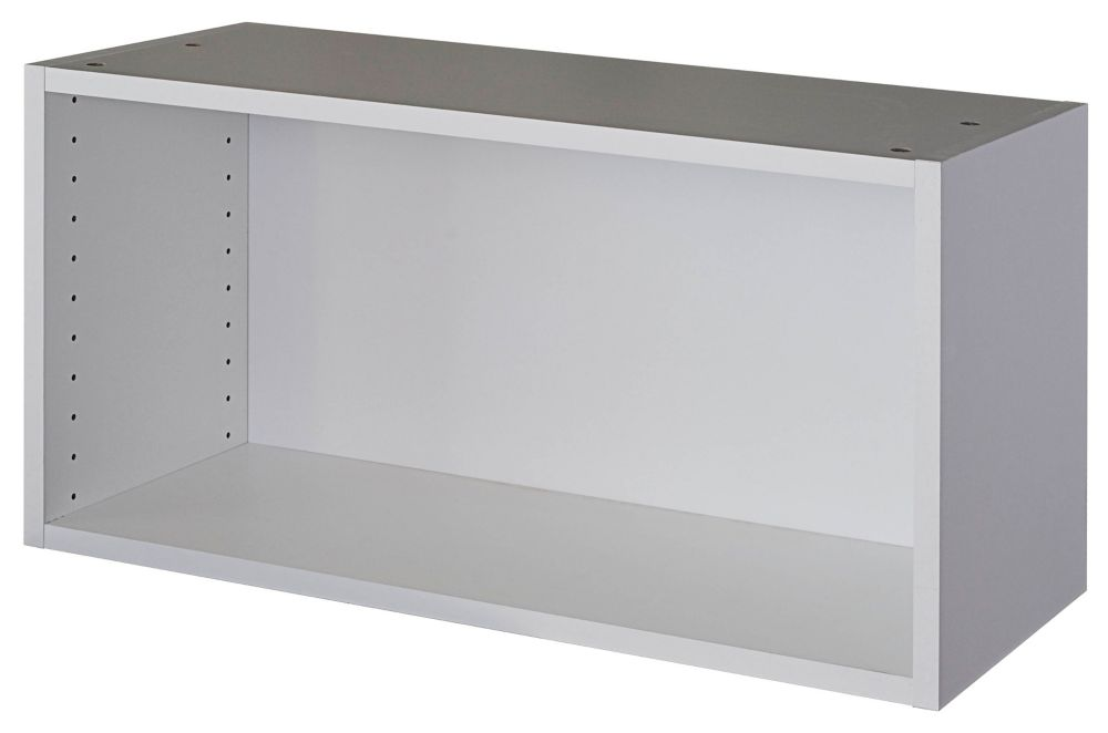 Eurostyle Wall Cabinet 30 1 4 X 15 1 8 White The Home