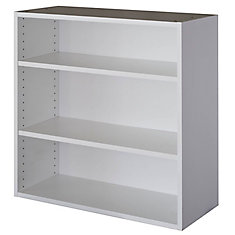 Wall Cabinet 33 x 30 1/4 White
