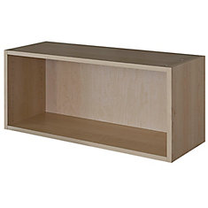 Wall Cabinet 35 7/8 x 15 1/8 Maple