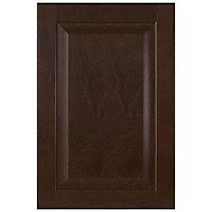Wood Door Naples 15 x 22 1/2 Choco