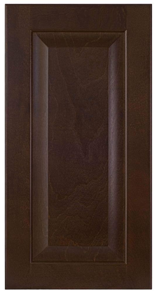 Wood Door Naples 11 7/8 x 22 1/2 Choco
