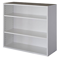 Wall Cabinet 35 7/8 x 30 1/4 White