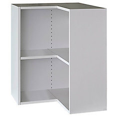 Wall Cabinet Coin 241/4  x 30 1/4 White