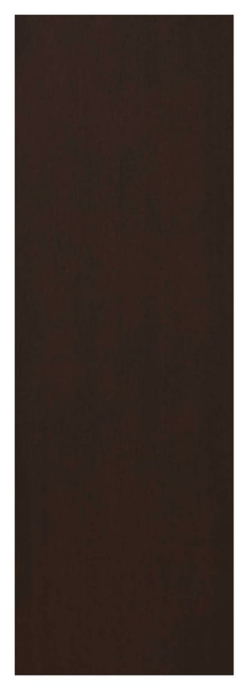 Finishing Panel 30 1/4 x 91 1/4 Veneer Choco PAN3091.VCH Canada Discount