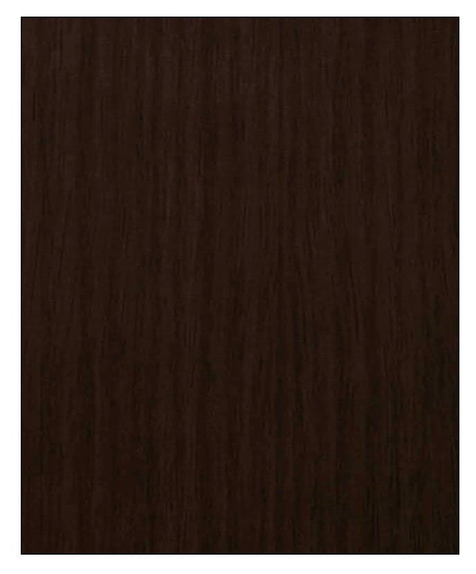 Eurostyle Dishwasher Panel 24 x 34 1/2 Oak Veneer Choco | The Home