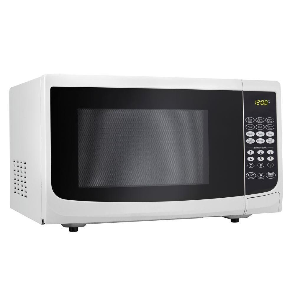 Danby 0.7 cu. Feet White Microwave