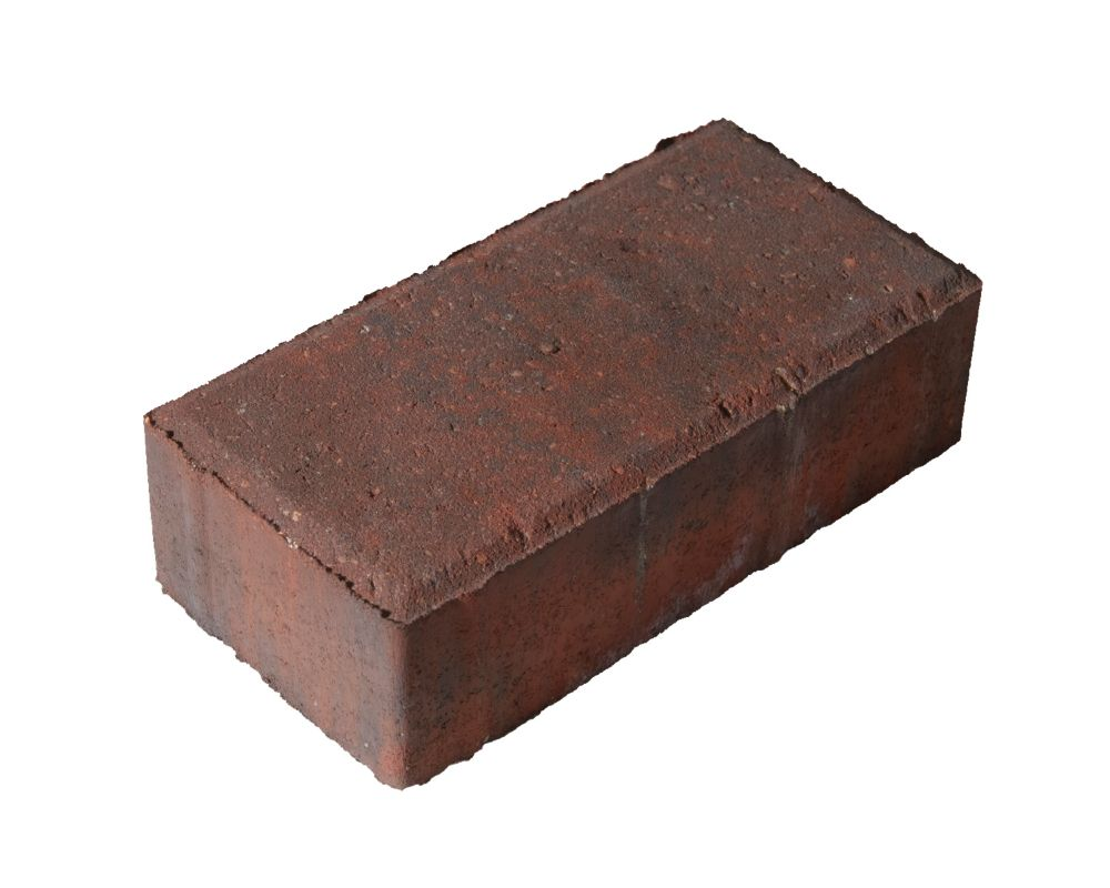 Barkman Rustic Red Holland Paver