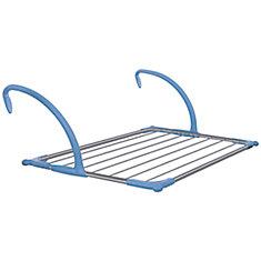 Indoor-Outdoor Deluxe Handrail Drying Rack