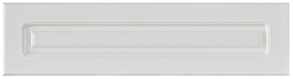 Thermo Drawer front Lausanne 30 x 7 1/2 White LAUSA.D8 Canada Discount
