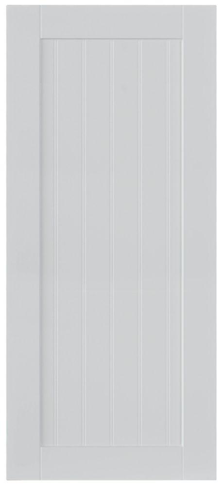Thermo Door Odessa 15 x 33 7/8 White