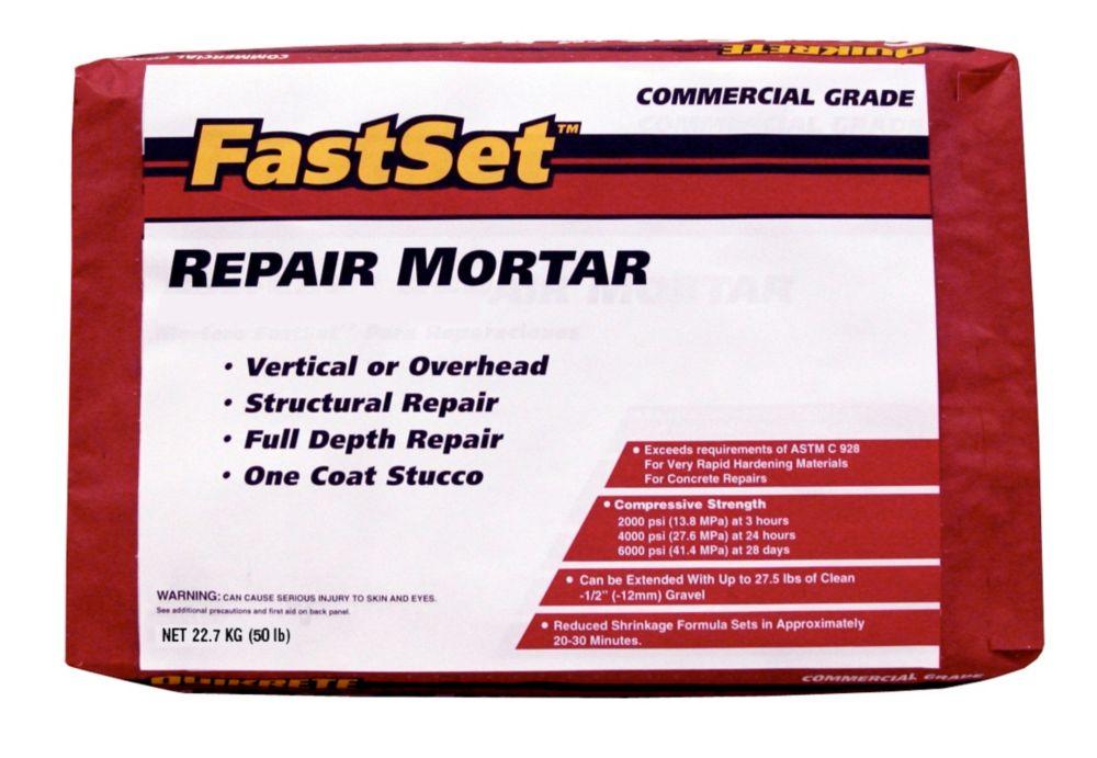 FastSet Repair Mortar 22.7kg