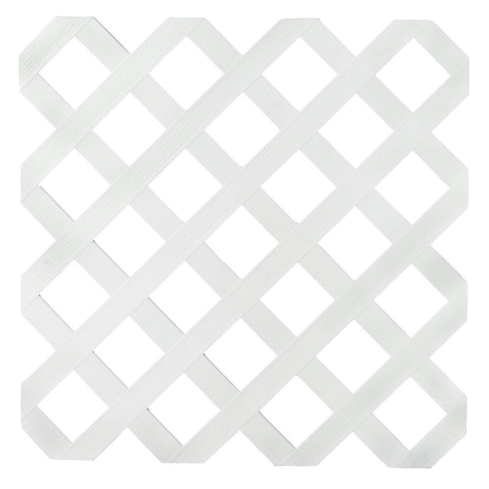 Lattice Wood Panel, Plastic Panel & Fencing | The Home Depot Canada