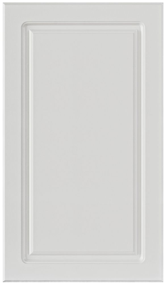 Thermo Door Lausanne 17 3/4 x 30 1/8 White
