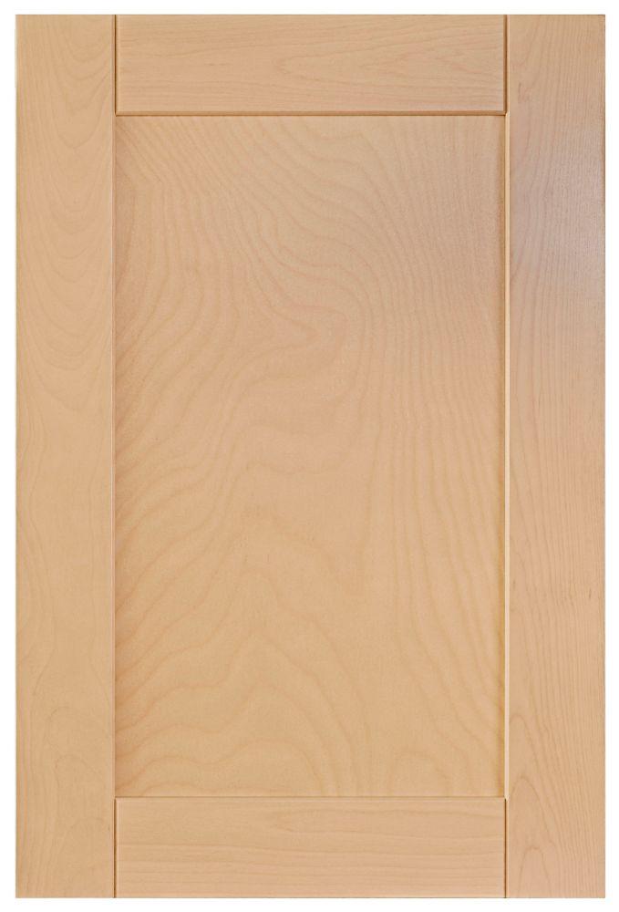 Wood Door Milano 20 3/4 x 30 1/8 Natural