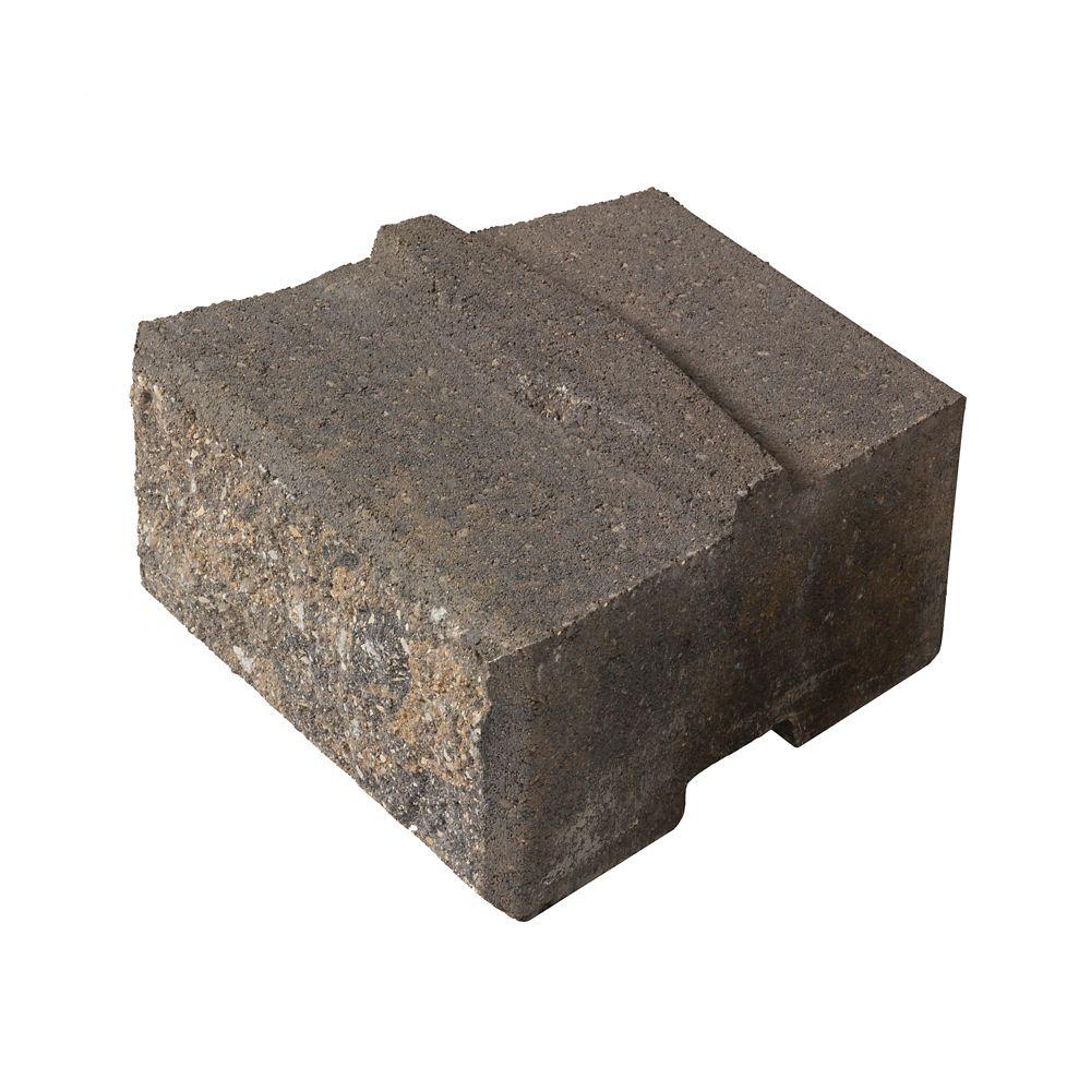 Barkman Stackstone Sierra Grey Retaining Wall Block