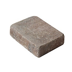 8-inch x 6-inch Roman Paver in Antique Brown