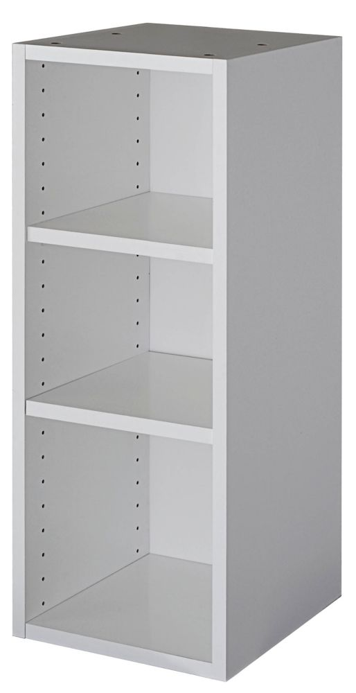 Wall Cabinet 12 x 30 1/4 White