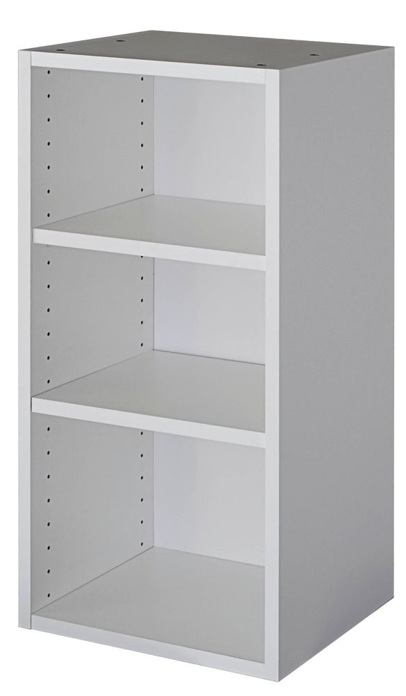 Wall Cabinet 15 1/8 x 30 1/4 White
