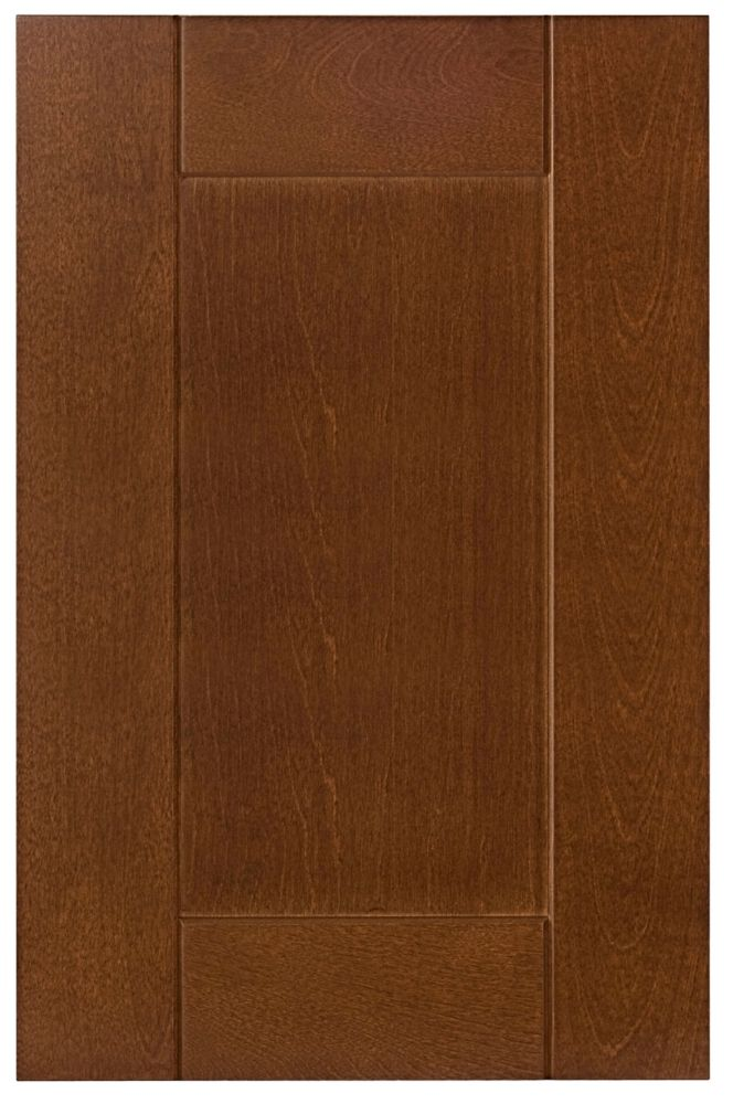 Wood Door Lyon 15 x 22 1/2 Blossom