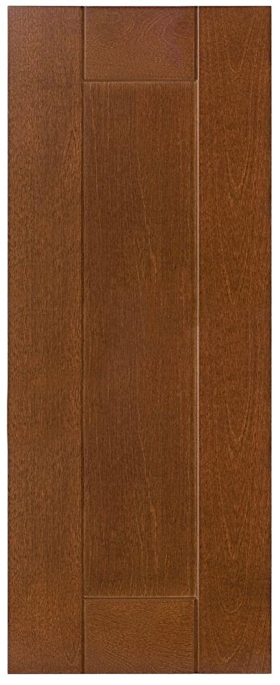 Wood Door Lyon 11 7/8 x 30 1/8 Blossom