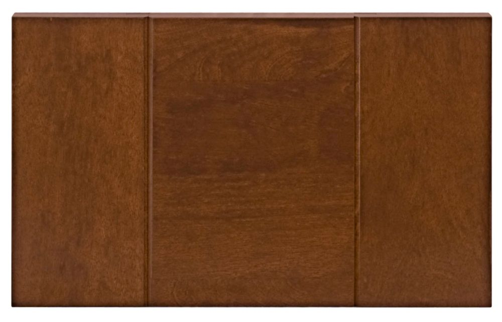Wood Drawer front Lyon 11 7/8 x 7 1/2 Blossom