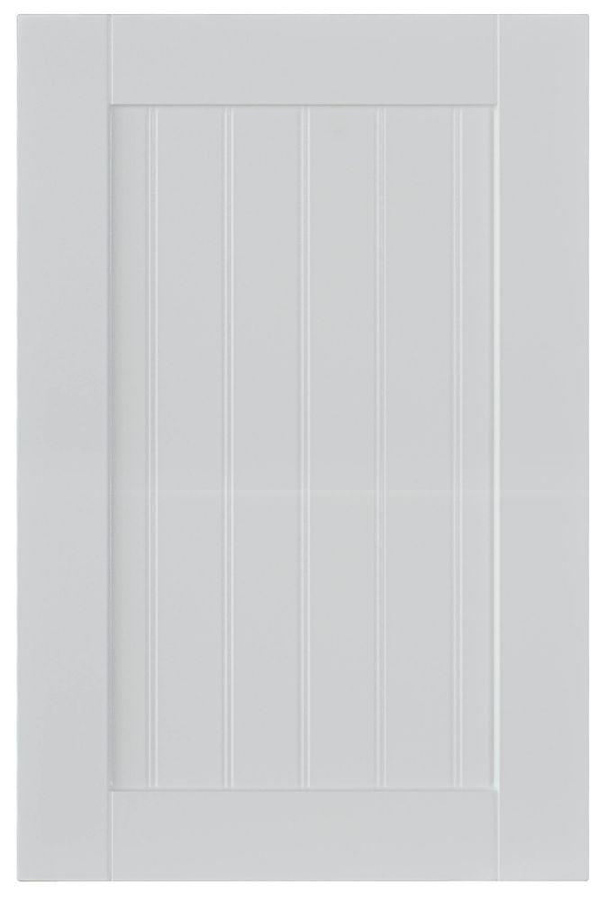Thermo Door Odessa 15 x 22 1/2 White